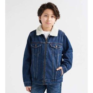 Levi's Trucker Denim Jean Jacket Unisex Boys/Girls
